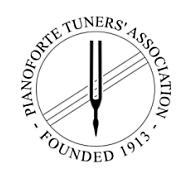 Pianoforte Tuners Association